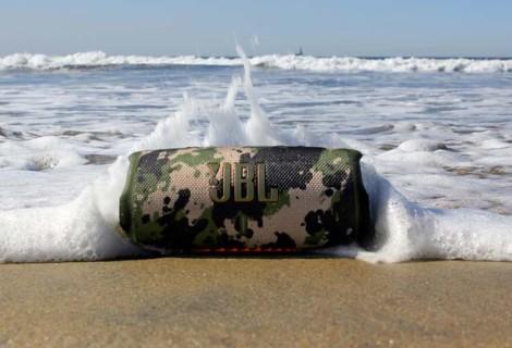 Beskrajno uživanje u glazbi uz JBL Charge 5 – prijenosni Bluetooth zvučnik