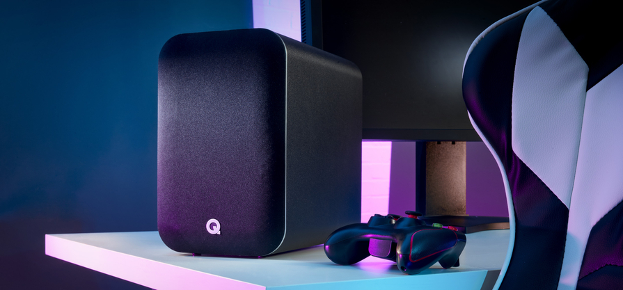 Q Acoustics M20 – HD bežični glazbeni sustav za glazbu, filmove i videoigre!