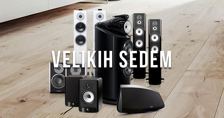 3 kategorije najboljših zvočnikov v različnih cenovnih razredih