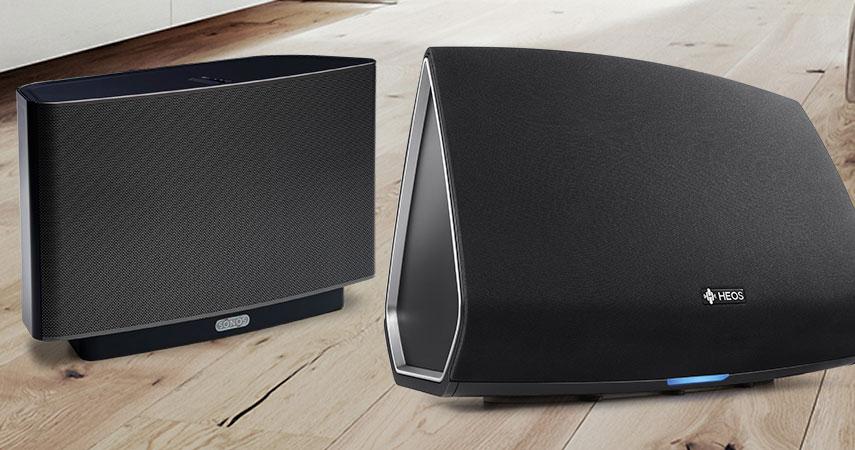 Kako prestajajo hišni preizkus najboljši multi-room zvočniki?