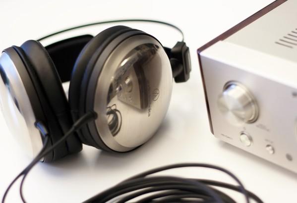 Audio Technica ATH-A2000Z + Marantz HD-DAC1