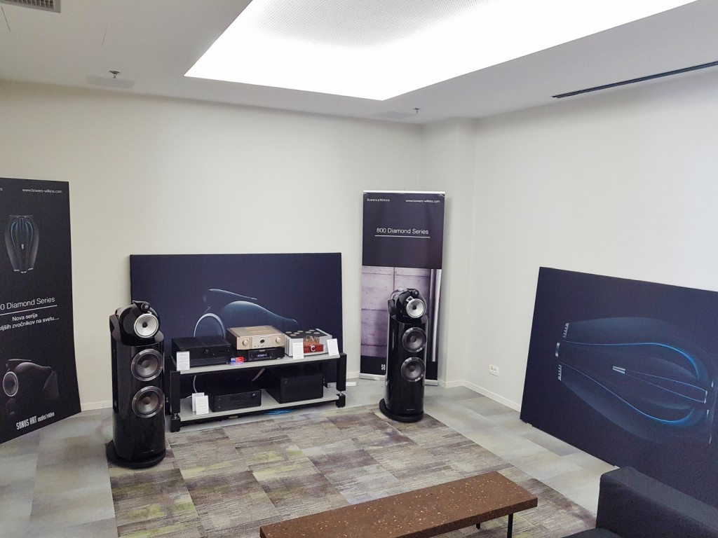 akustična ureditev prostora