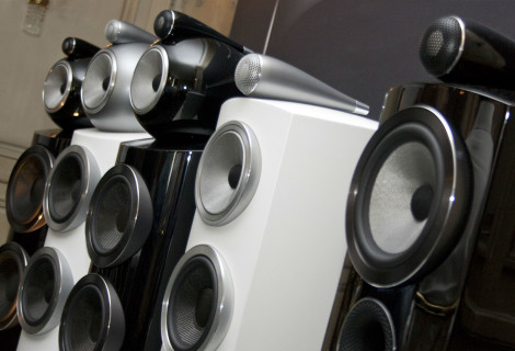 Bowers & Wilkins je predstavil 800 D3