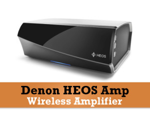 Heos Amp / Link - Brezžični ojačevalec/predojačevalec za vaš HiFi