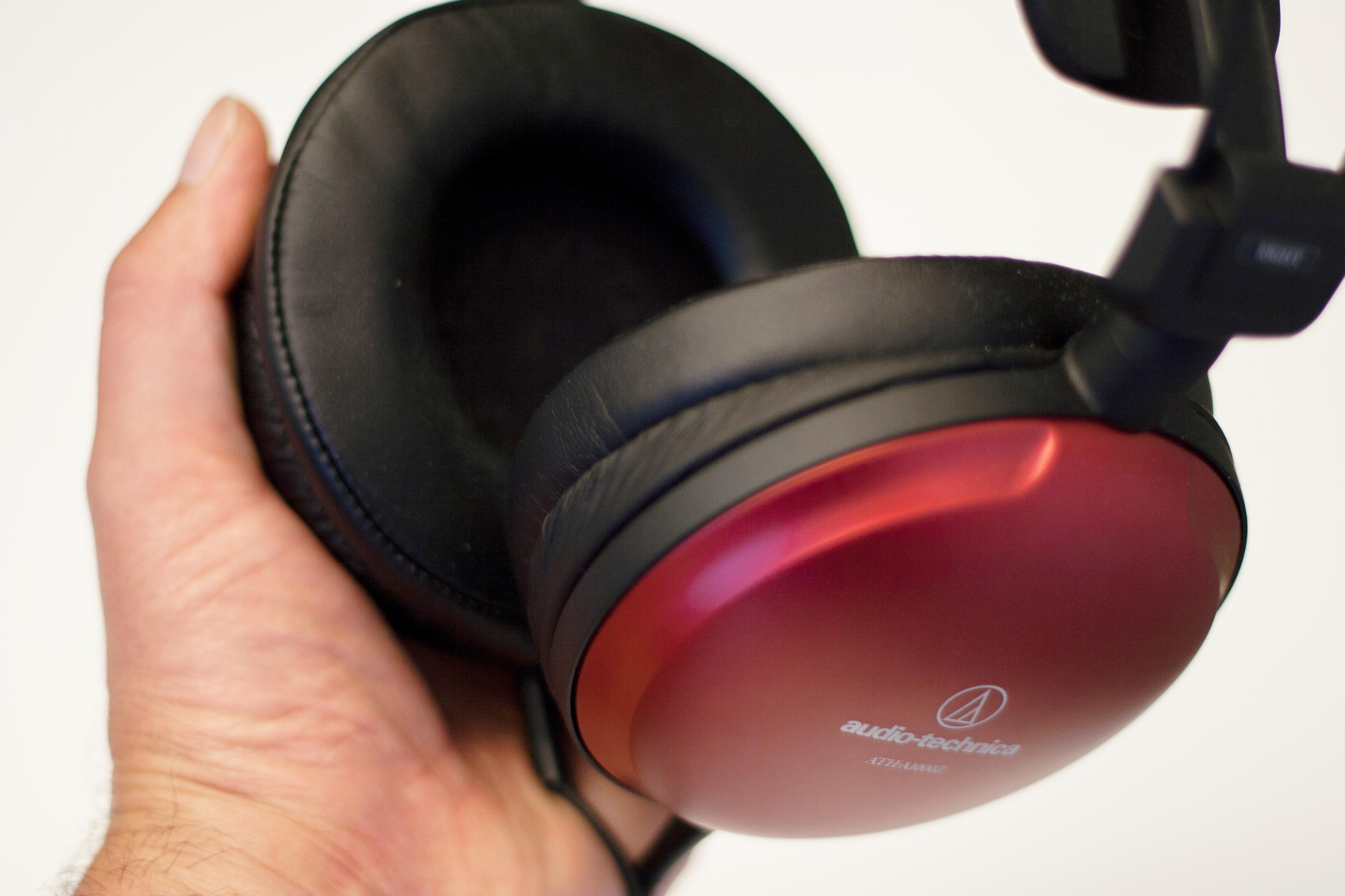 Tehnične specifikacije slušalk