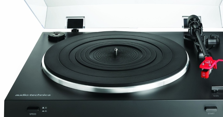Audio Technica predstavlja: Gramofon AT-LP3!