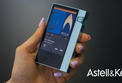 Astell&Kern: Vodilni proizvajalec medijskih predvajalnikov v Sonus Artu!