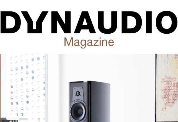 Brezplačno prevzami Dynaudio revijo!