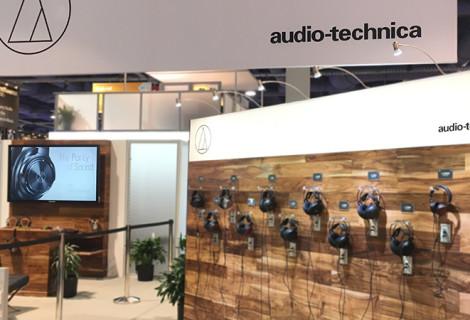 Audio Technica Live Sound in CKR serija slušalk že na voljo!