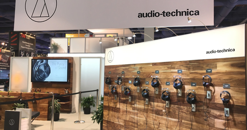 Audio Technica Live Sound in CKR serija slušalk že na voljo!