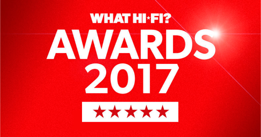Izbor najboljših What Hi-Fi naprav leta 2017 –  najdete jih v Sonus Artu!