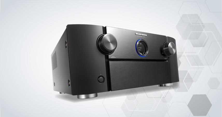 Marantz predstavil Full 4K Ultra večkanalni predojačevalec AV 8805
