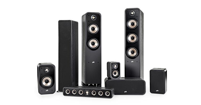 Polk Signature E Serija – Nova generacija zvočnikov visoke ločljivosti za glasbo in domači kino