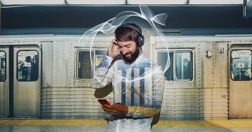 Noise cancelling - vodilna tehnologija za odstranjevanje hrupa iz okolice