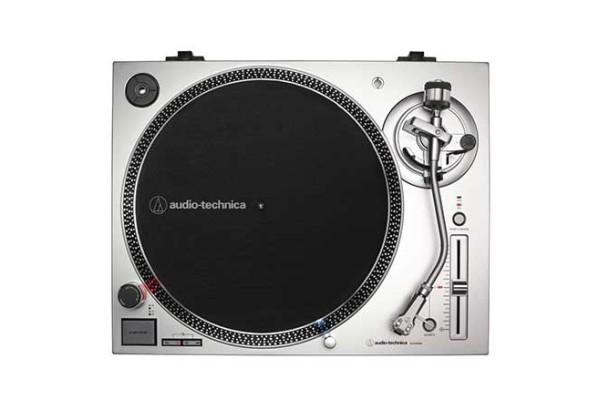 Audio Technica predstavila DJ gramofon nove generacije – AT-LP120X USB