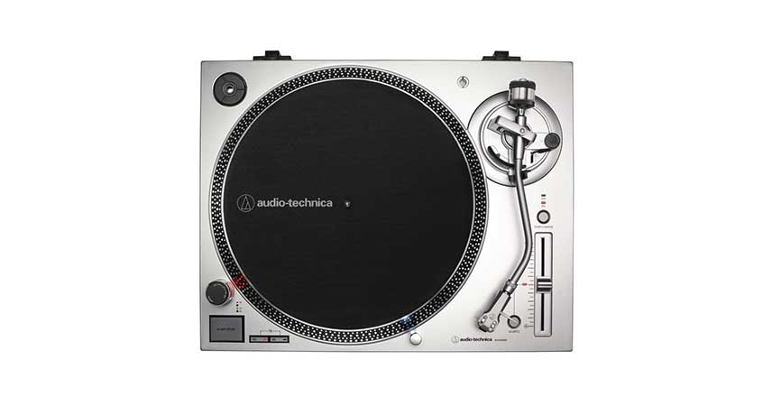 Audio Technica predstavila DJ gramofon nove generacije – AT-LP120X USB