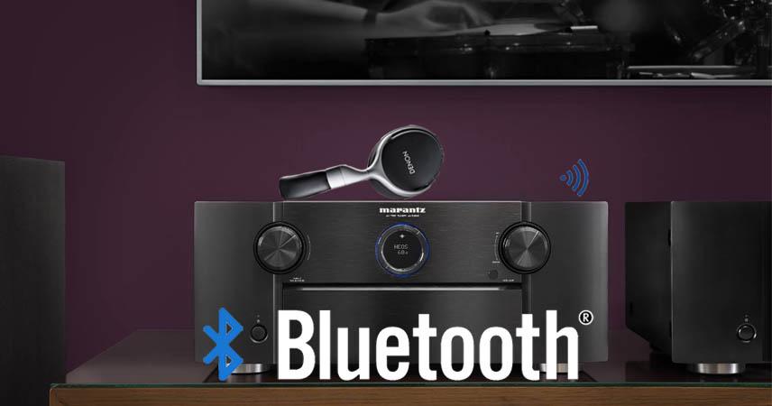 [NOVO] – možnost Bluetooth povezave slušalk z AV sprejemnikom!