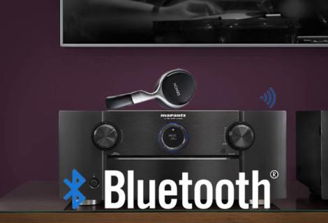 Novo - povezovanje Bluetooth slušalk z AV sprejemniki!