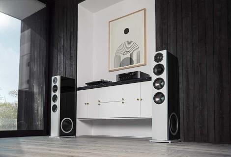 Nova znamka zvočnikov v Sonus Artu - Definitive Technology