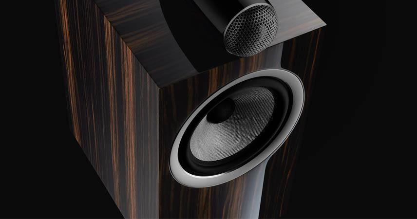 Nova zvočnika iz B&W Signature 700 serije – premium zvok in dizajn