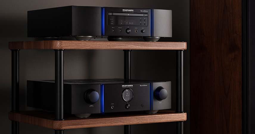 Marantz Special Edition Serija 12 - v iskanju zvokovne popolnosti