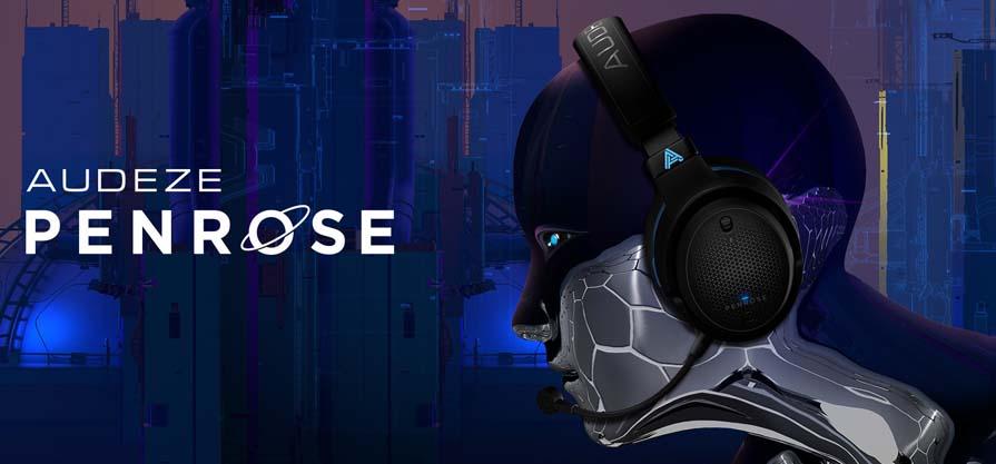 Audeze Penrose - nove brezžične slušalke za Xbox in Playstation