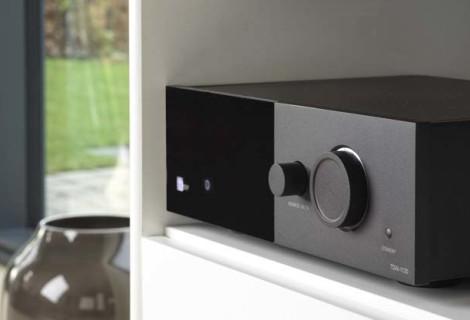 Nov inovativni ojačevalnik TDAI-1120 znane blagovne znamke Lyngdorf Audio